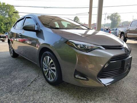 2019 Toyota Corolla for sale at McAdenville Motors in Gastonia NC