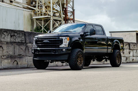 2020 Ford F-250 Super Duty for sale at Exquisite Auto in Sarasota FL
