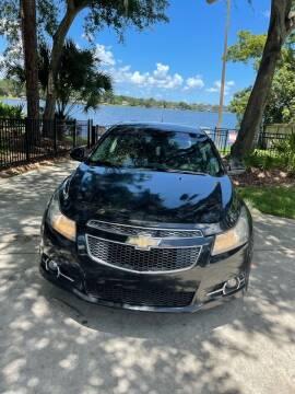 2011 Chevrolet Cruze for sale at DAVINA AUTO SALES in Orlando FL
