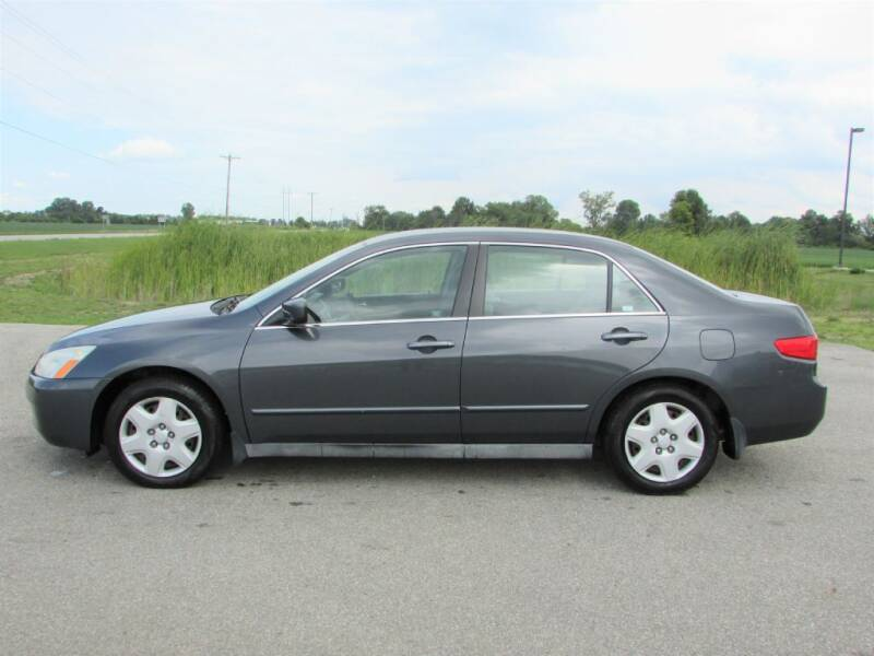 2005 Honda Accord for sale at 42 Automotive in Delaware OH