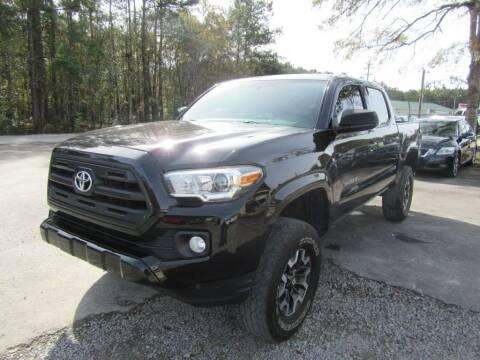 2016 Toyota Tacoma for sale at Bullet Motors Charleston Area in Summerville SC