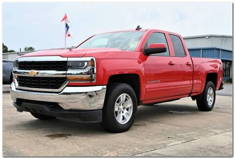 2018 Chevrolet Silverado 1500 for sale at STRICKLAND AUTO GROUP INC in Ahoskie NC