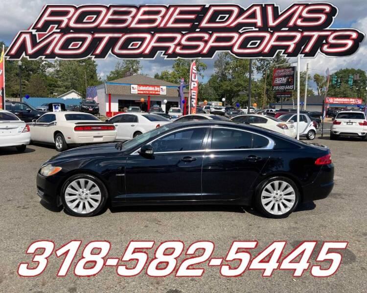2009 Jaguar XF for sale at Robbie Davis Motorsports in Monroe LA