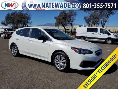 2020 Subaru Impreza for sale at NATE WADE SUBARU in Salt Lake City UT
