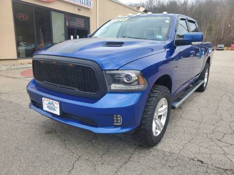 2014 RAM Ram Pickup 1500 for sale at Auto Wholesalers Of Hooksett in Hooksett NH