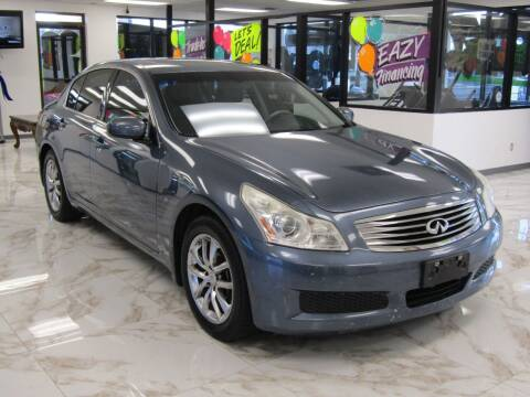 2008 Infiniti G35 for sale at Dealer One Auto Credit in Oklahoma City OK