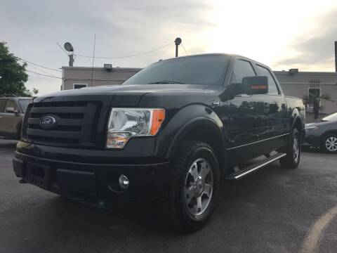 2010 Ford F-150 for sale at Saipan Auto Sales in Houston TX