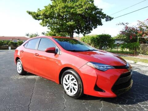 2018 Toyota Corolla for sale at SUPER DEAL MOTORS 441 in Hollywood FL
