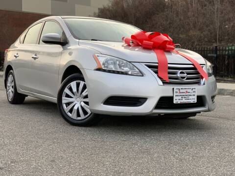 2015 Nissan Sentra for sale at Speedway Motors in Paterson NJ