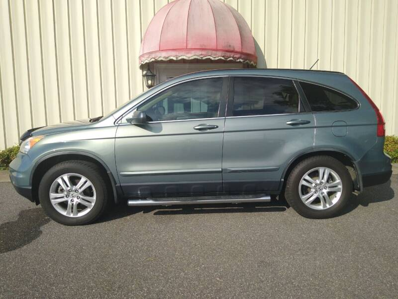 2011 Honda CR-V for sale at Bethlehem Auto Sales LLC in Hickory NC