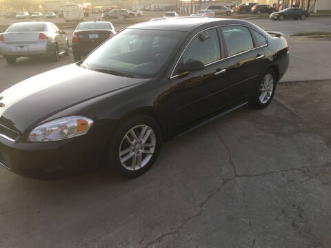 2016 Chevrolet Impala Limited for sale at Bramble's Auto Sales in Hastings NE