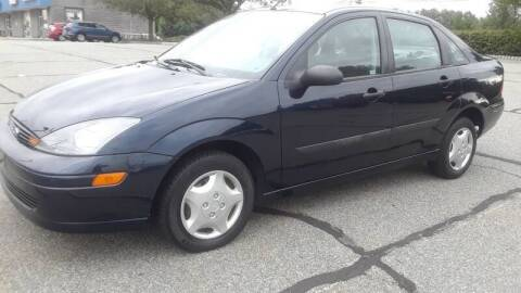 2004 Ford Focus for sale at Jan Auto Sales LLC in Parsippany NJ
