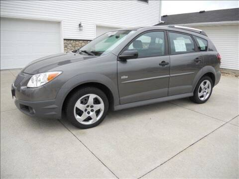 2006 Pontiac Vibe for sale at OLSON AUTO EXCHANGE LLC in Stoughton WI