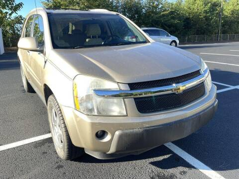 2006 Chevrolet Equinox for sale at CU Carfinders in Norcross GA