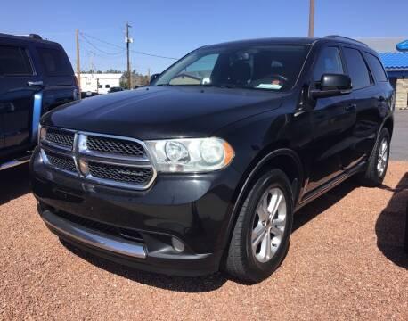 2011 Dodge Durango for sale at SPEND-LESS AUTO in Kingman AZ