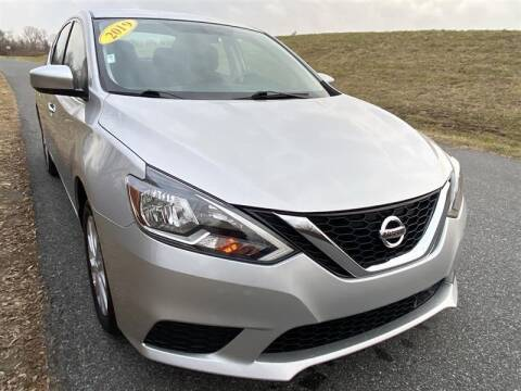 2019 Nissan Sentra for sale at Mr. Car LLC in Brentwood MD