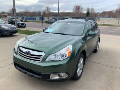 2011 Subaru Outback for sale at Motor Solution in Sioux Falls SD