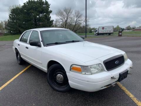 2006 Ford Crown Victoria for sale at CarDen in Denver CO