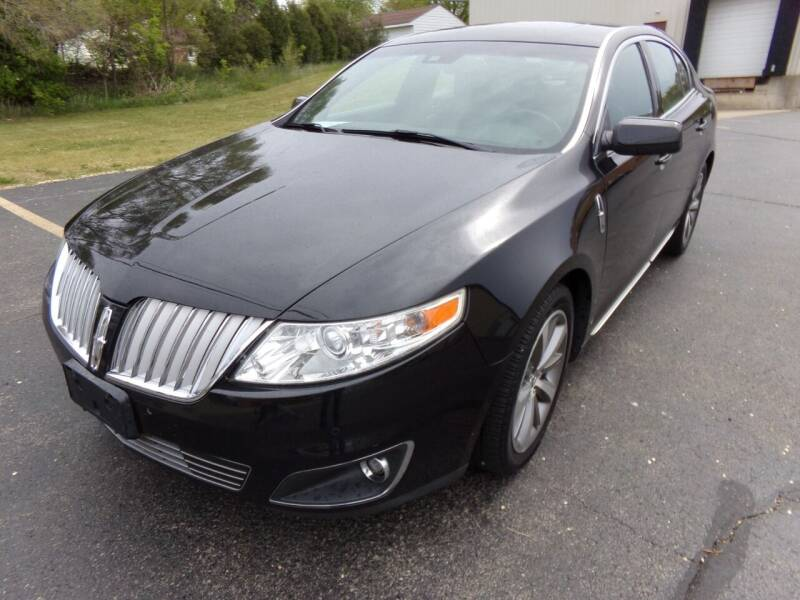 2009 Lincoln MKS for sale at Rose Auto Sales & Motorsports Inc in McHenry IL