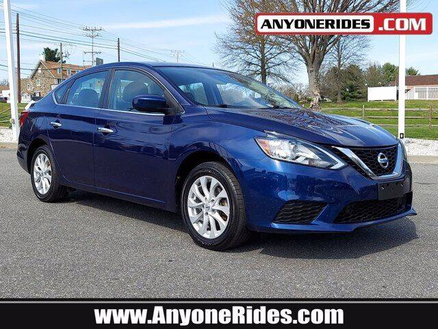 2018 Nissan Sentra for sale at ANYONERIDES.COM in Kingsville MD