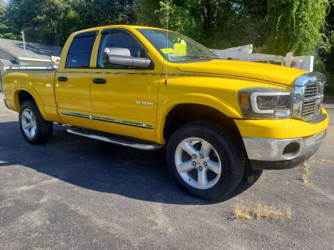 2008 Dodge Ram Pickup 1500 for sale at A-1 Auto in Pepperell MA