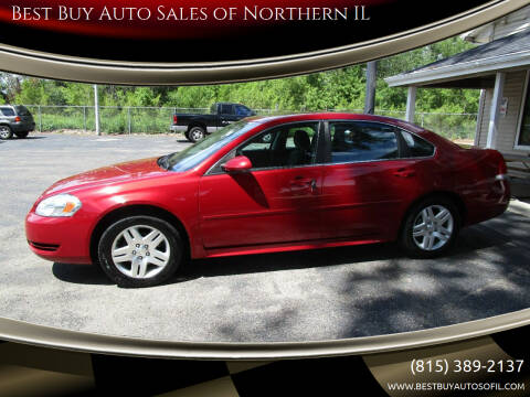 2014 Chevrolet Impala Limited for sale at Best Buy Auto Sales of Northern IL in South Beloit IL