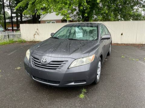 2008 Toyota Camry for sale at Brill's Auto Sales in Westfield MA