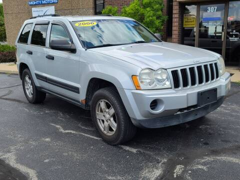 2006 Jeep Grand Cherokee for sale at Mighty Motors in Adrian MI