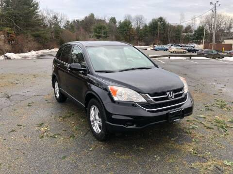 2011 Honda CR-V for sale at Westford Auto Sales in Westford MA