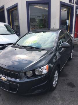 2014 Chevrolet Sonic for sale at B&T Auto Service in Syracuse NY