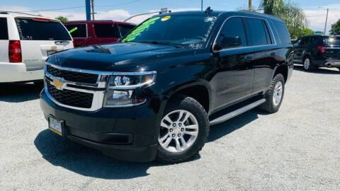 2015 Chevrolet Tahoe for sale at La Playita Auto Sales Tulare in Tulare CA