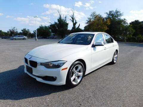 2013 BMW 3 Series for sale at AMERICAR INC in Laurel MD