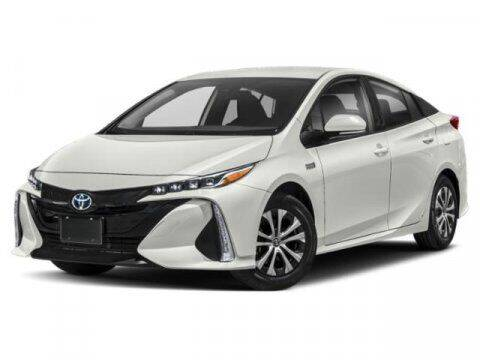 2021 Toyota Prius Prime for sale at BEAMAN TOYOTA GMC BUICK in Nashville TN