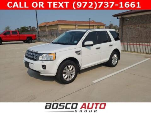 2011 Land Rover LR2 for sale at Bosco Auto Group in Flower Mound TX