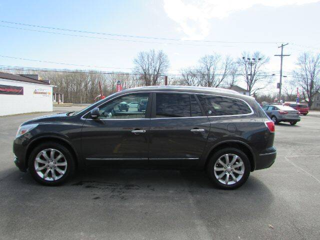 2014 Buick Enclave for sale at Eagle Auto Center in Seneca Falls NY