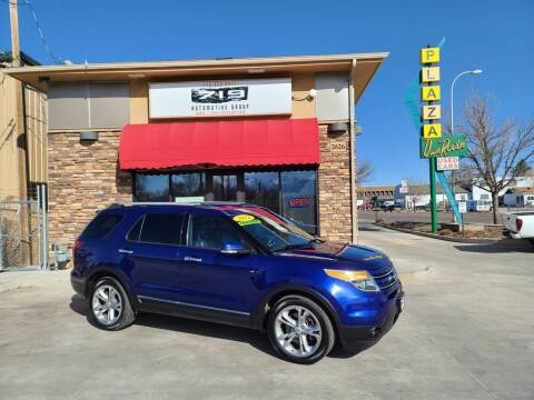 2014 Ford Explorer for sale at 719 Automotive Group in Colorado Springs CO