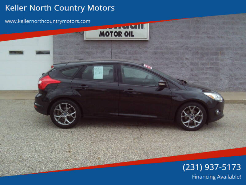 2013 Ford Focus for sale at Keller North Country Motors in Howard City MI