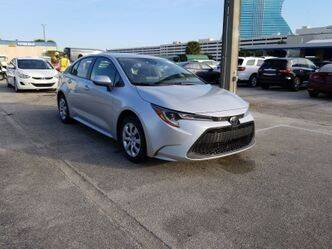 2020 Toyota Corolla for sale at A & R Auto Sales in Brooklyn NY
