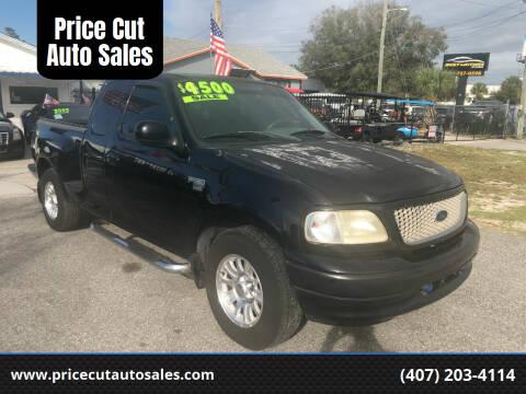 2001 Ford F-150 for sale at Price Cut Auto Sales in Orlando FL