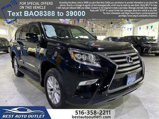 2018 Lexus GX 460 for sale at Best Auto Outlet in Floral Park NY