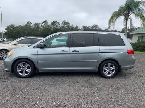 2010 Honda Odyssey for sale at Popular Imports Auto Sales in Gainesville FL