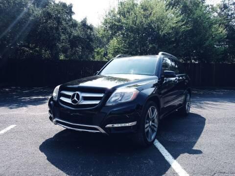 2013 Mercedes-Benz GLK for sale at 57 Auto Sales in San Antonio TX