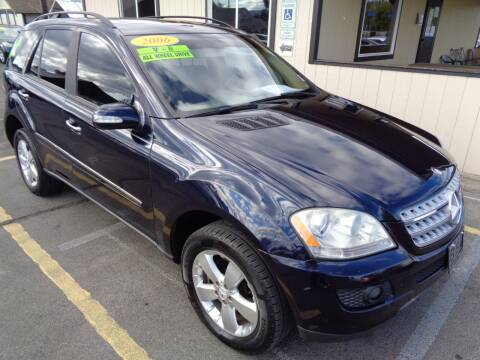 2006 Mercedes-Benz M-Class for sale at BBL Auto Sales in Yakima WA