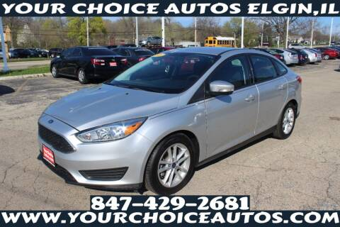 2016 Ford Focus for sale at Your Choice Autos - Elgin in Elgin IL