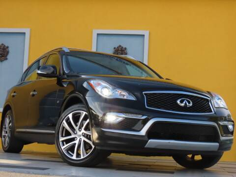 2017 Infiniti QX50 for sale at Paradise Motor Sports LLC in Lexington KY