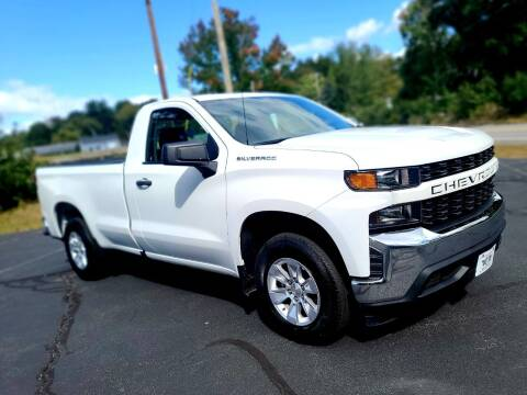 2020 Chevrolet Silverado 1500 for sale at Flying Wheels in Danville NH