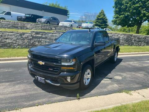 2017 Chevrolet Silverado 1500 for sale at 1st Quality Auto - Waukesha Lot in Waukesha WI