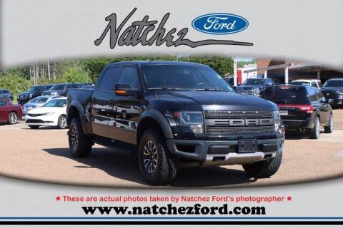 2013 Ford F-150 for sale at Auto Group South - Natchez Ford Lincoln in Natchez MS