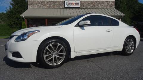 2012 Nissan Altima for sale at Driven Pre-Owned in Lenoir NC