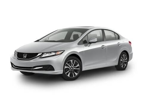 2014 Honda Civic for sale at Sundance Chevrolet in Grand Ledge MI